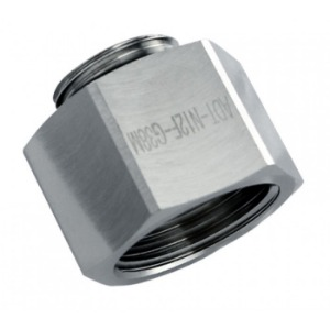 Threading Adapter, NPT 1/2 Female to G 3/8 Male [ADT-N12F-G38M]